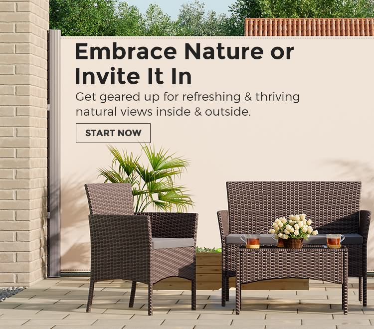 Selected Patio and Outdoor Supplies